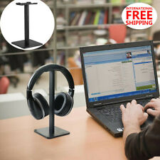 Universal ABS Earphone Headset Hanger Headphone Stand Holder Desk Display HOT