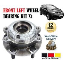 FOR NISSAN ALTIMA MURANO 2006-ON FRONT LEFT WHEEL BEARING KIT X1