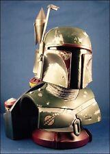 Star Wars Boba Fett Bust Legends In 3 Dimensions