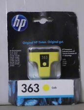 Original  HP 363 yellow C8773EE  Photosmart 3110 3210 3310 8250 C5180 C6180 OVP