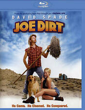 Joe Dirt (Blu-ray Disc, 2015, Includes Digital Copy UltraViolet) - NEW!!