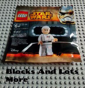 NEW LEGO Disney Star Wars - 5002947 Admiral Yularen Figure Minifigure Polybag