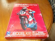 DUCATI 999F04 MODEL KIT RARE BRAND NEW IN BOX