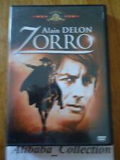 DVD ** ZORRO ** Alain DELON PICCOLO BAKER