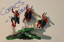 DC Heroclix origine # 76 # 77 # 78 LANTERNA VERDE - - R / E / V