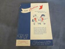 E2 1954  Lookies The Look-It-Up Club World Book Encyclopedia Childrens Magazine