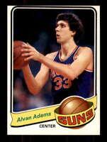 1979-80 Topps #52 Alvan Adams NM/NM+ Suns 403462