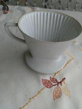 Porzellan Filter;3 Loch Filter ; ähnlich Melitta ; Kaffeefilter ; 102
