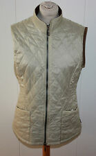 BARBOUR DAMEN JACKE  Gr 38 SHAPED FLYWEIGHT  QUILT GILET WESTE L150