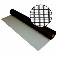 "Phifer Standard Fiberglass Insect Screen 34"" x 100' Charcoal"