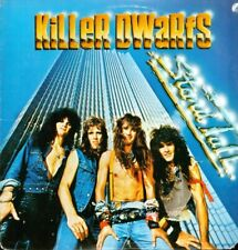Killer Dwarfs(Vinyl LP)Stand Tall-Grudge-GR0954-US-1986--VG/NM-