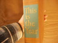 1947 This is the Year Feike Feikema Novel Faith South Dakota Siouxland