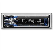 Kenwood kmr-m308bte marine radio iPhone iPod USB Bluetooth receptor F. Boot Boat