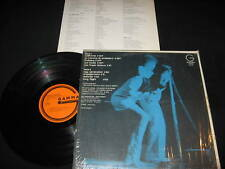 Robert Charlebois & Louise Forestier RARE 1968 Gama GS 120 Stereo LP Psych Jazz