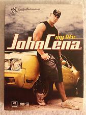 WWE John Cena: My Life (DVD, 2007, 3-Disc Set)