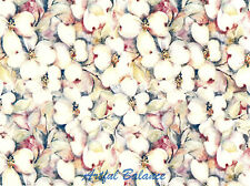 Ceramic Decals Dogwood Floral Flower Allover Mural 11.75x14.25 inch