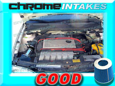 BLACK BLUE 92-98 VW GOLF GTI/CORRADO SLC/JETTA/PASSAT 2.8 2.8L VR6 V6 AIR INTAKE
