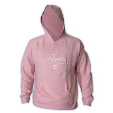 Calgary Flames NHL Hockey Women's Pullover Pink Hooded Sweatshirt