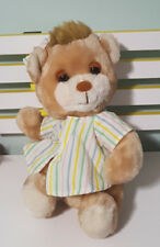 DAKIN BEAR MORGAN INC. PAJAMAS 80S TEDDY BEAR SOFT TOY PLUSH TOY 36CM TALL!