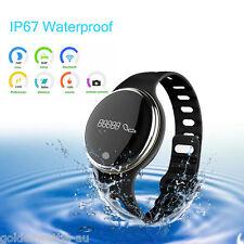 Bluetooth 4.0 Health Wristband Cycling Fitness Tracker Sleep Monitor Smart Watch