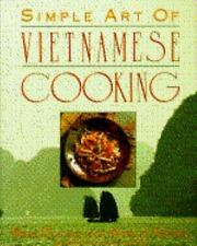 Simple Art of Vietnamese Cooking-ExLibrary