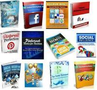 78 SOCIAL MEDIA MARKETING EBOOKS+Facebook Ads video Course contains 24 video