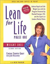 Lean For Life: Phase One - Weight Loss by Cynthia Stamper Graff, Jerry Holderman