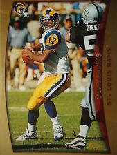 NFL 228 Tony Banks St. Louis Rams Topps 1998