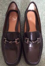 Clarks Patternless Court Standard Width (B) Heels for Women