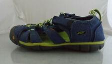 Boys KEEN Seacamp II CNX Sport Sandals Size: 3 Color: Blue