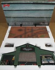 GMP Pork Chop Shop Garage Diorama With Light For Die-Cast 1:18 Car New In Box