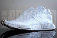 Adidas NMD CITY SOCK PRIMEKNIT 4 5 6 7 8 9 10 11 12 WHITE GUM BOOST citysock cs1