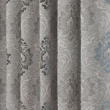 NAPEARL 1 panel Semi-blackout Jacquard Blinds Short Curtains for Bedroom Drapes