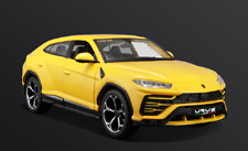 Maisto 1/24 Lamborghini URUS Yellow Diecast MODEL Racing SUV Car NEW IN BOX