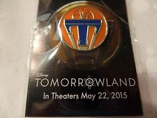 Official Disney Tomorrowland Promo Movie Pin 2015 From Chevrolet