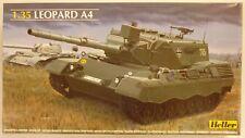 Heller 1/35 Leopard A4 German Tank Model Kit  81136