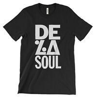 De La Soul T Shirt - Native Tongues Tribe Called Quest Golden Era Hip Hop NYC
