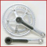 NOS CAMPAGNOLO VELOCE 10S SPEED CRANKSET 175mm 53/39T ULTRA TORQUE ROAD BICYCLE