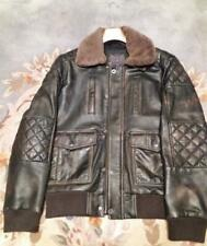 Firetrap Leather Flight Jacket