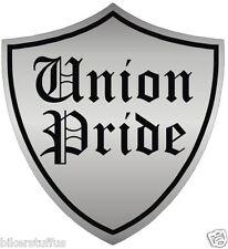 UNION PRIDE HARD HAT STICKER HELMET STICKER HARD HAT STICKER LAPTOP STICKER