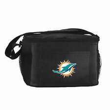 NFL Miami Dolphins Insulated Lunch Cooler Bag