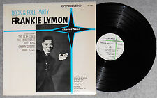 ROCK & ROLL PARTY, Frankie Lymon, The Cleftones, The Heartbeats & More, VG+