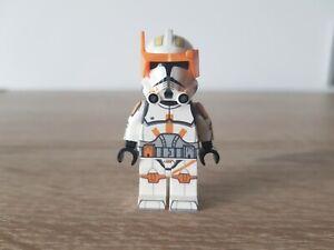 LEGO Clone Trooper Commander Cody Custom