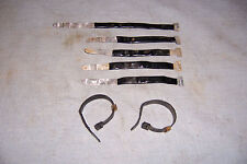 1984 HONDA ATC 200S ATC 185S WIRE STRAP HARNESS STAYS / FREE SHIPPING