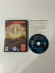 The Lord of the Rings The Battle For Middle-Earth PC,NOT FULL GAME,DEMO VERSION.