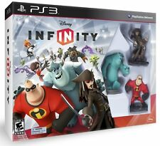 DISNEY INFINITY STARTER PACK PS3** NEW FACTORY SEALED