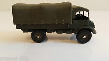 Dinky Toys - 821 - Mercedes Unimog militaire