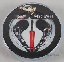 New Licensed Tokyo Ghoul Masks Earbuds Earphones Headphones Circle Case
