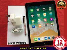 GRADE A Apple iPad Air 2 128GB, Wi-Fi, 9.7in RETINA DISPLAY WiFi, SPACE GREY