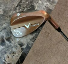 CALLAWAY FORGED COPPER 56 DEGREE  SAND WEDGE